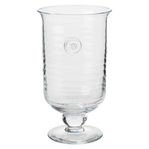 JULISKA Berry & Thread Glass Hurricane - Medium