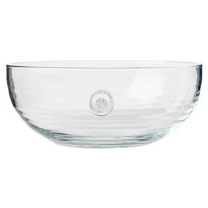 "JULISKA ""Berry and Thread"" Glass Serving Bowl - Large"