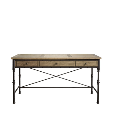 SK Collection Desks | LUZERN OAK DESK
