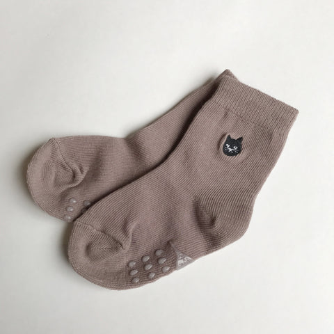 Toddler Socks - Cute Kitten Ankle