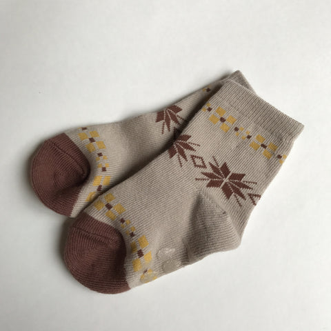 Toddler No-Slip Ankle Socks - Cute Graphic Socks