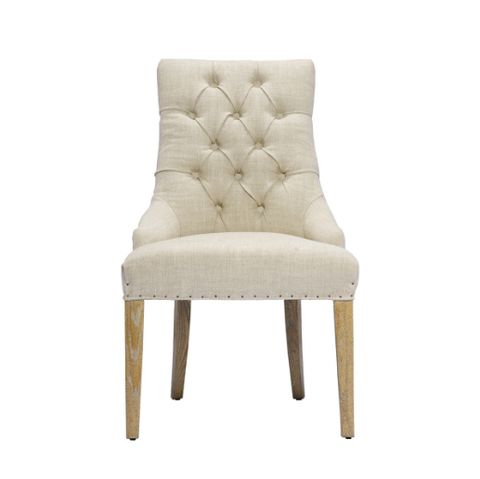 SK Collection Chairs | ALBERT ARM CHAIR in Beige