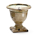 Urn Candle - Tuscan Signature Gustavian - Grapefruit Blackberry, Large