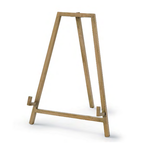 Easel Table Top Accessory - Brass