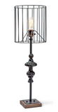 Venetian Finial Table Lamp I