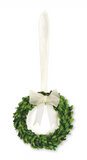 "6"" Mini Boxwood Wreath"