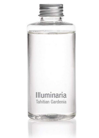Illuminaria Porcelain Diffuser in Gray Bottle - Assorted Oil Refills