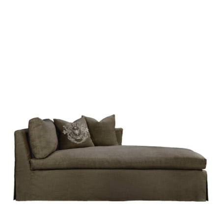 SK Collection Chaise | WALTEROM CHAISE RAF in Brown