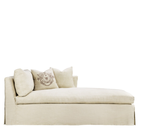 SK Collection Chaise | WALTEROM CHAISE RAF in Beige