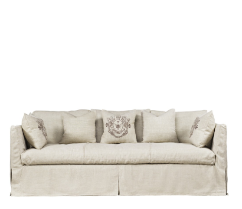 SK Collection Sofa | WALTEROM in Beige