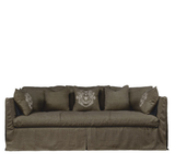 SK Collection Sofa | WALTEROM in Brown