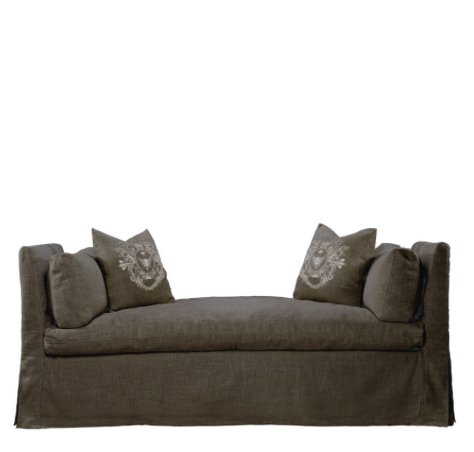 SK Collection Daybed | WALTEROM in Brown