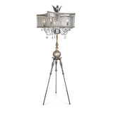 Ilia Standing Chandelier - Floor Lamp