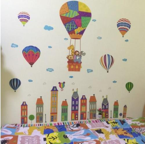 Children's Bedroom Wall Stickers