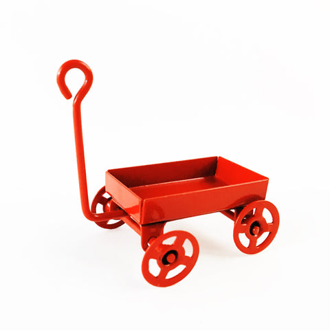 Mini Red Wagon