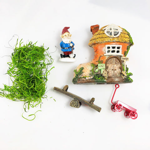 Gnome Cottage Kit