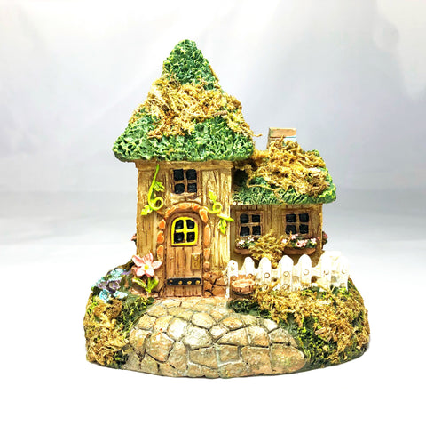 Miniature Moss House