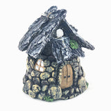 Miniature Rock Fairy Hut