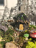 Miniature Fairy Hut