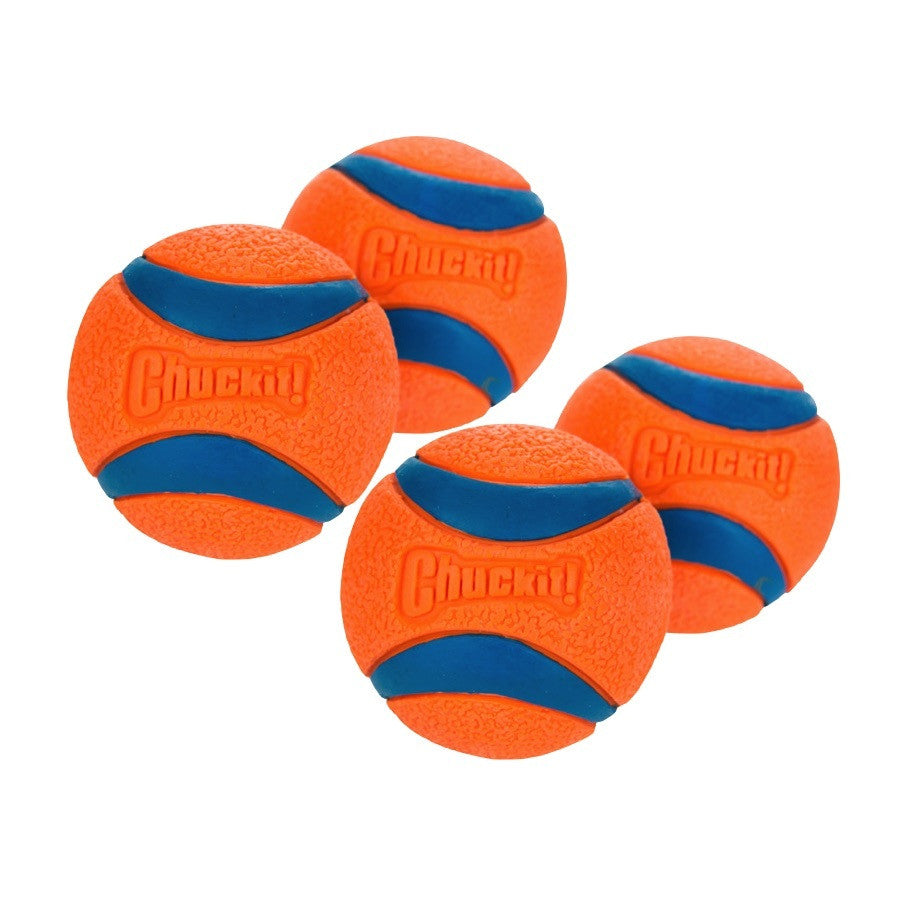 4-PACK ChuckIt! ULTRA Balls  - Small or Medium