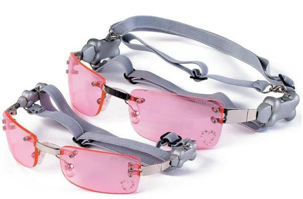 Doggles PINK K9 OPTIX Sunglasses