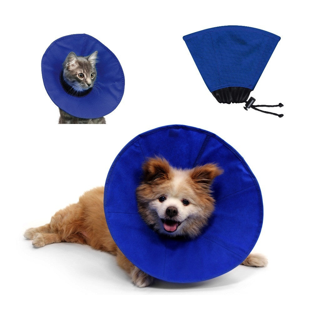 EZ SOFT RECOVERY COLLAR Fabric Elizabethan E-Collar