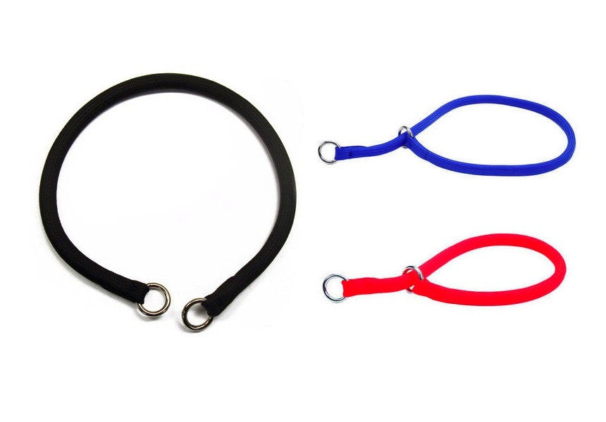 Coastal ROUND NYLON CHOKE COLLAR