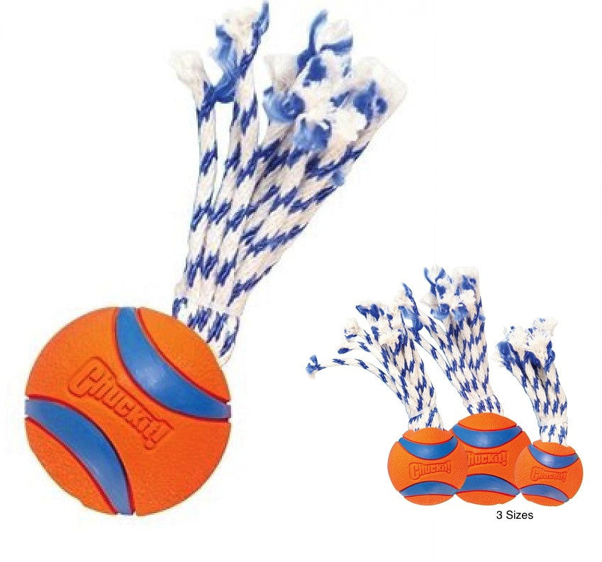 ChuckIt! ULTRA TOSS Ball - 3 Sizes