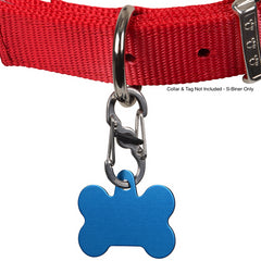 Nite Ize S-BINER TAGLOCK Dog ID Tag Holder