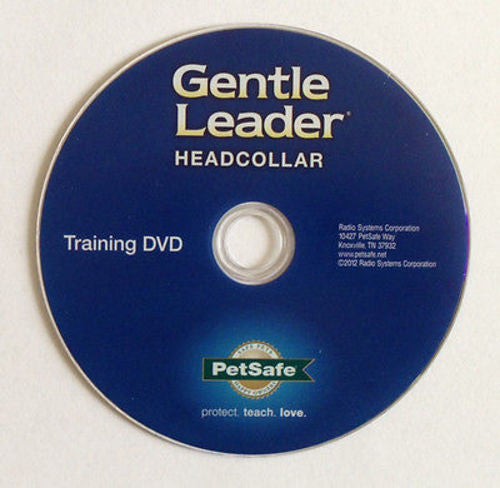 PetSafe TRAINING DVD for Gentle Leader Headcollar
