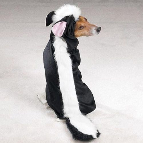 Casual Canine Lil' STINKER SKUNK Costume