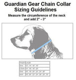 Guardian Gear CHOKE CHAIN COLLAR