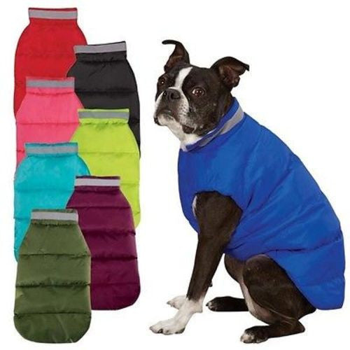 Casual Canine NORTH PAW PUFFY VEST
