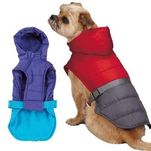 Zack & Zoey Trek Puffy Jacket - XS