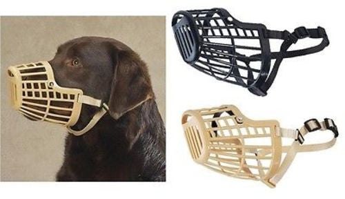 Guardian Gear BASKET MUZZLE