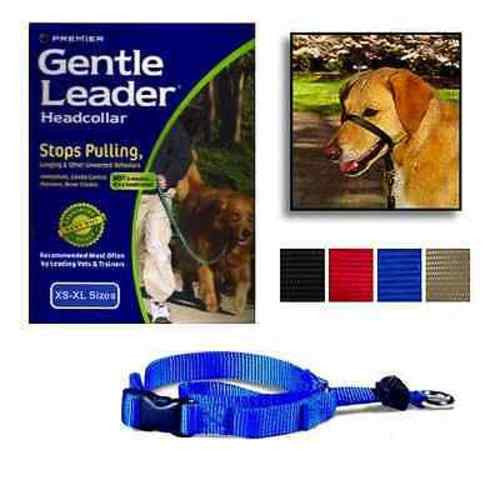 "WIDE 5/8"" GENTLE LEADER Headcollar by PetSafe/Premier"