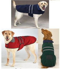 Casual Canine FLEECE REFLECTIVE JACKET