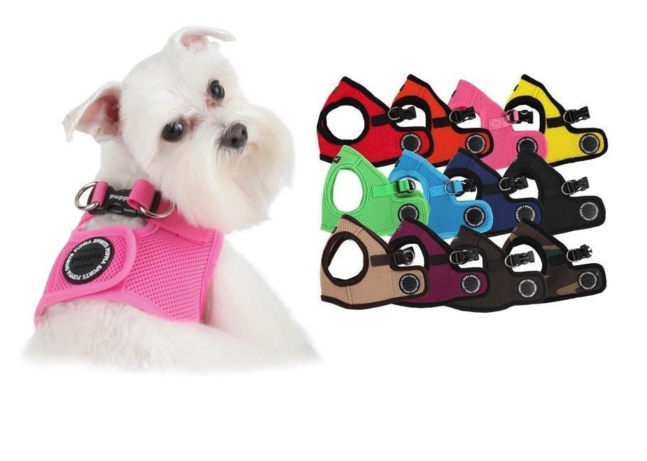 PUPPIA Soft Harness Vest