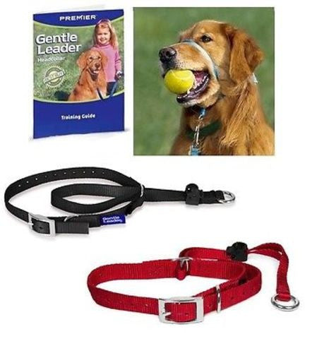 METAL BUCKLE GENTLE LEADER Headcollar by PetSafe/Premier