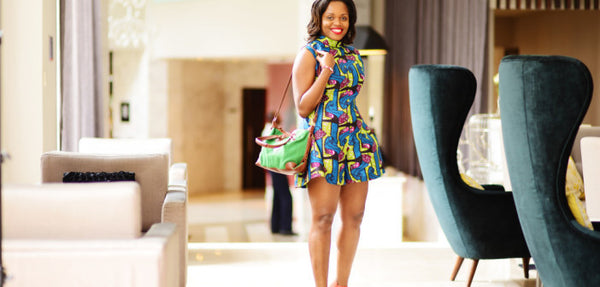 100 Days of African fashion – Diana Opoti