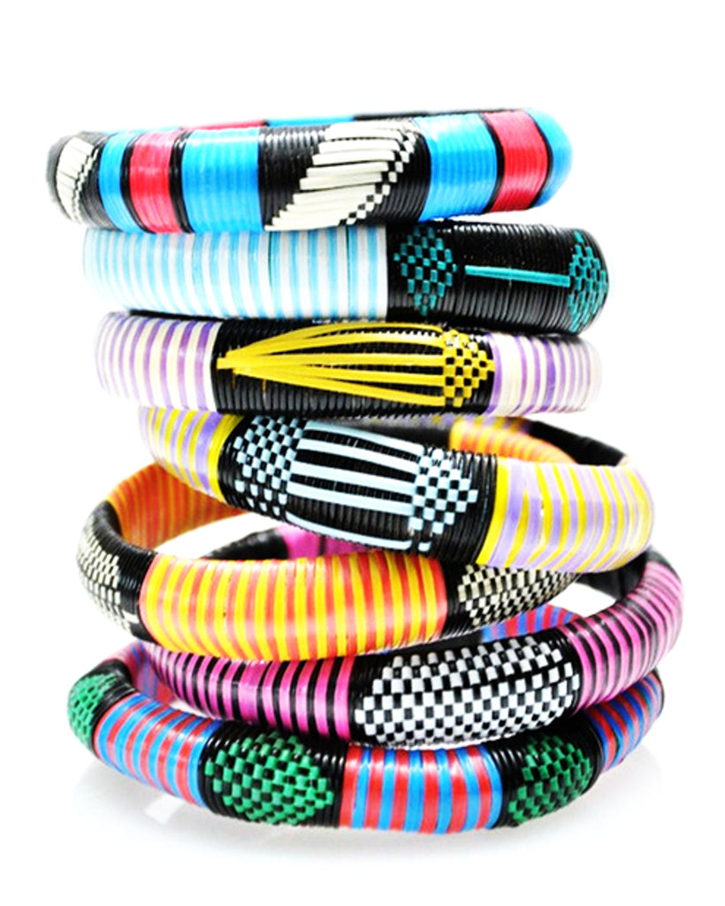 African Bangles