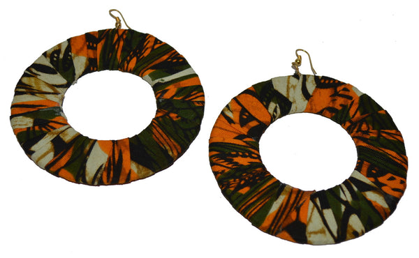 Tenge2 Earrings