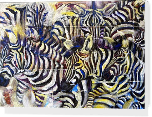 Zebra Artwork