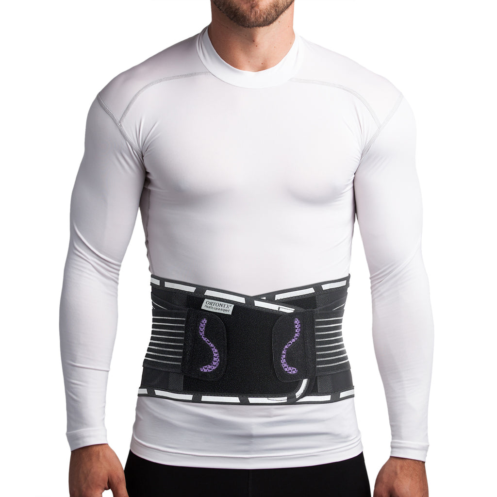Workout Back Support Belt Lower Back and Lumbar Support Brace