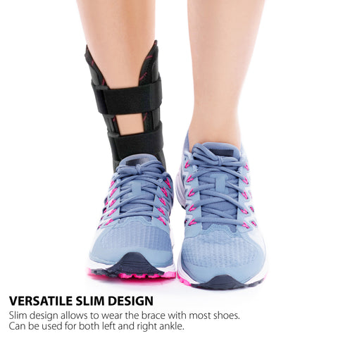 Image of Ankle Stabilizer Brace Stabilizing Stirrup Splint
