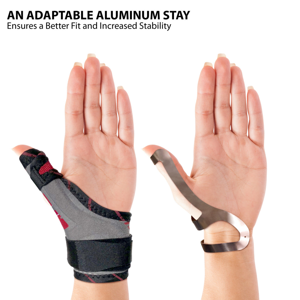 Thumb Immobilizer Brace Spica Thumb Support Splint / Left and Right Hand