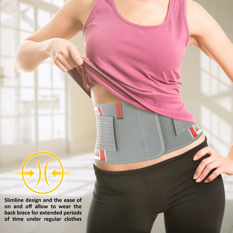 Lower Back Support Belt Back Brace