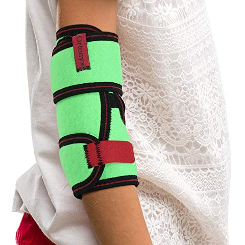 Image of Kids Elbow Support Brace with Pad / ACJB2307