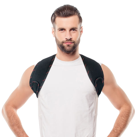 Image of Clavicle Support Posture Corrector Brace