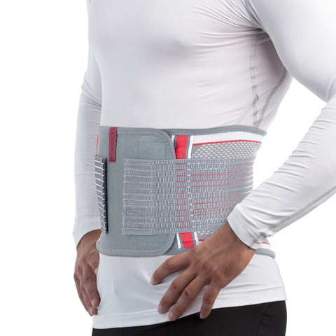 Image of Lower Back Support Belt Back Brace